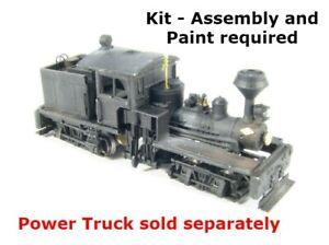 Nn3 Class A 16 Ton Shay Locomotive Kit by Showcase Miniatures (5008)