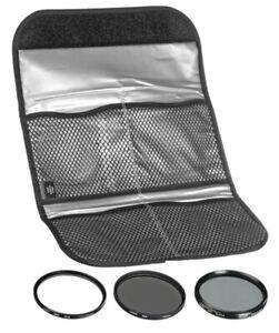 Hoya 62mm Digital Filter Kit II UV HMC Circular Polarizer Neutral Density Filter