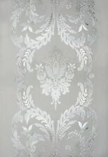 """CHATEAU Etched Glass Sidelight Window Film Vinyl Static Cling Films 12"""" x 83"""""""