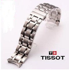23mm T035617 T035439 New Watch Parts Male Solid Stainless steel bracelet strap