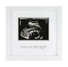 Pearhead Love at First Sight Sonogram Frame,Baby Ultrasound Frame, Free Shipping