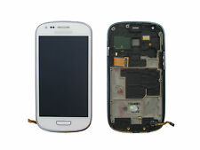Genuine Samsung i8190 Galaxy S3 Mini White LCD Screen & Digitizer - GH97-14204A