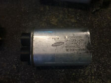 Microwave HV Capacitor 0.91uf 2100v AC Internal Resistor CH-2100914C1N SAMSUNG