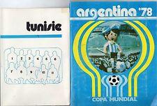 [LC10] ALBUM CALCIATORI ARGENTINA '78 COPA MUNDIAL COMPLETO + POSTER