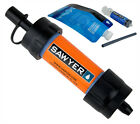 Sawyer Mini Water Filter Filtration System Orange New In Box Free Shipping