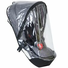 phil&teds Voyager Buggy 2016 Storm Cover for Double Kit Second Seat