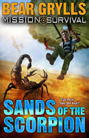 Mission Survival: Sands of the Scorpion, Bear Grylls, Very Good