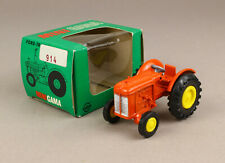 GAMA 914 FIAT Traktor OVP Mini Gama Metall Modell Diecast boxed 1960's Tractor