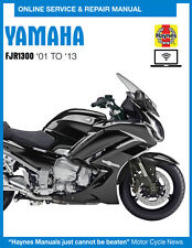 2007 Yamaha FJR1300A Haynes Online Repair Manual - 14 Day Access