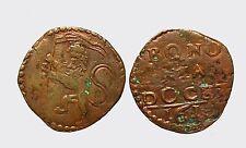 BOLOGNA - PAOLO V 1605-1621 -AE/ QUATTRINO 161?