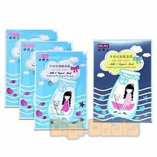 6 Sheets DR. HU Miracle Q For U MILK & YOGURT Anti-Aging Skin Beauty Facial Mask