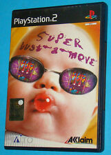 Super Bust-a-Move - Sony Playstation 2 PS2 - PAL