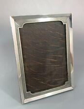 More details for art deco silver photograph frame martin hall birmingham 1926 azx