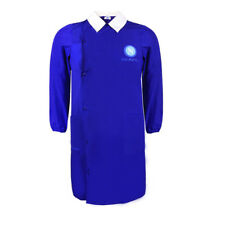Grembiule per la scuola SSC Calcio Napoli Modello Blu con colletto bianco