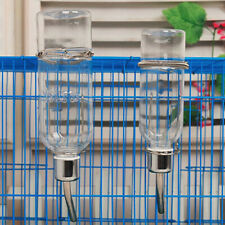 New listing Cage Hanging Automatic Water Bottle Feeder for Small Animals Hamster Gerbil Cavy