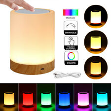 LED Touch Sensor Dimmable Table Lamp Baby Room Sleeping...