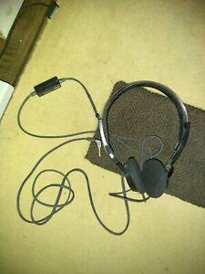 Radio Shack Optimus Pro-25 Titanium Headphones Vintage On Ear Pads-Tested