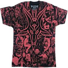 Baphomet Black Phillip XL Graphic Tee T Shirt Classic Devil Goat Horror Gothic