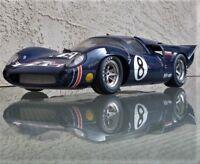 1 Race Car  Ferrari Sport 1967 Vintage 24 Exotic 18 Carousel Blue 12 F