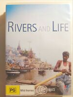 Rivers And Life (2 DVD Set) Region 4, LIKE NEW, FREE Next Day Post from NSW