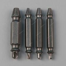 4 im 1 Schraube Extractor Set Bohrer Einfach zu Entfernen Schraube gebrochen