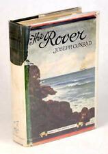 FIRST EDITION 1923 THE ROVER JOSEPH CONRAD LAST COMPLETE NOVEL HC w/DJ
