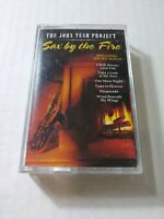 The John Tesh Project Sax By The Fire CASSETTE TAPE