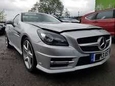 MERCEDES-BENZ SLK 200 AMG SPORT BLUE EFFICIENCY 1.8 PETROL 7 SPEED AUTO 2013