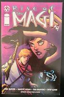 RISE of the MAGI #4a (2014 IMAGE Comics) ~ VF Book