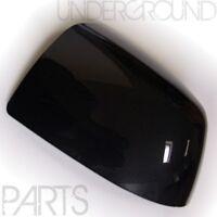 FORD FOCUS MK2 BLACK SIDE DOOR WING MIRROR COVER CAP CASING LEFT PASSENGER