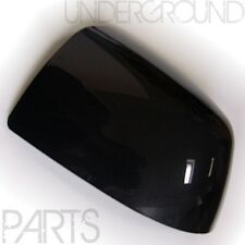 FORD FOCUS MK2 BLACK SIDE DOOR WING MIRROR COVER CAP CASING LEFT PASSENGER