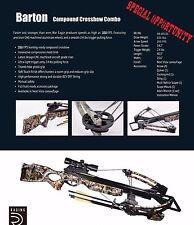 Raging River Barton 155lbs Recurve Crossbow
