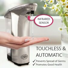 *NEW* PREMIUM Automatic Touchless Soap Dispenser for Bath Kitchen Home or Office