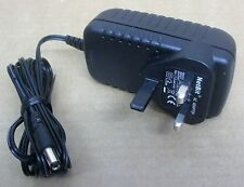 TVONICS DTR-HV250 Freeview PVR Power Supply 12V 2.0A Genuine - FREE UK DELIVERY