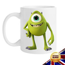 Monsters Inc University MU Mike Wazowski Novelty Mug Cup Gift