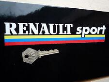 RENAULT SPORT Cut letter Race Rally Motorsport stickers