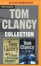 Tom Clancy Collection: The Hunt for Red October & Clear and Present Danger (MP3)