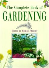 The Complete Book of Gardening-Michael Wright