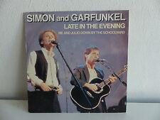 SIMON AND GARFUNKEL Late in the evening A2498