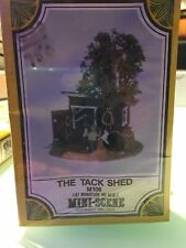 Woodland Scenic, M106, THE TACK SHED, New Mint In Box, Never Opened