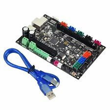 MKS SBASE V1.3 Smoothieware 32 Bit 3D Printer Controller Board + USB Cable