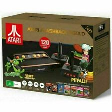 NEW/Sealed Atari Flashback 9 Gold HD, AtGames, 120 Built-in Classic Games