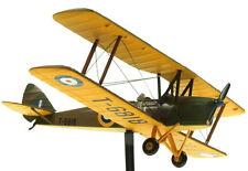 Aviation 72 1/72 Scale Diecast AV7221003 DH82A Tiger Moth RAF Trainer T-6818