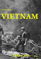 Remembering Vietnam - 2 Disc DVD set NTSC Region 0 New