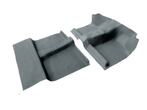 To suit Ford Courier Extra Cab 1998-2006 Moulded Rubber Vinyl Front & Rear Floor