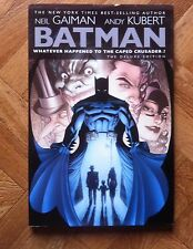 BATMAN WHATEVER HAPPENED TO THE CAPED CRUSADER DELUXE EDITION VERY FINE (A43)