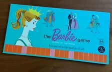 New listing Original Vintage 1960 Mattel Barbie Queen of the Prom Board Game Vgc