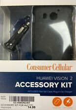 Consumer Cellular Accessory Kit -  Huawei Vision 2