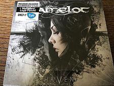KAMELOT Haven 2 CDs plus logo patch  New-Sealed