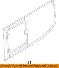 Ford Oem 15-18 Transit-350 Side Panel-Rear Glass Left Ck4Z6129701A